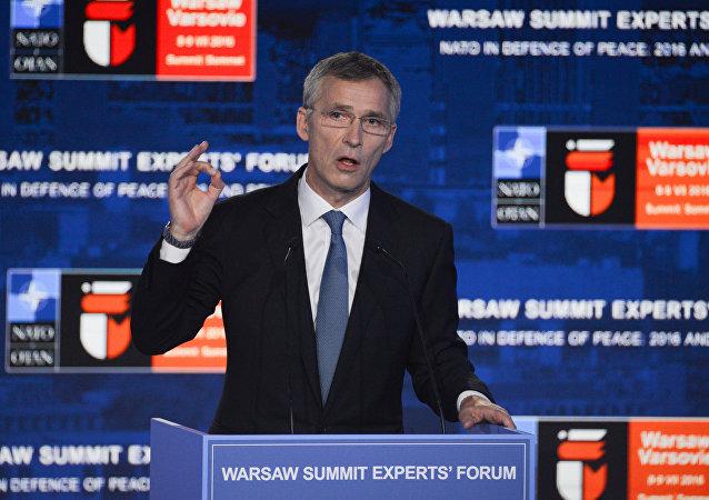 北約秘書長:北約與俄關係取得進展