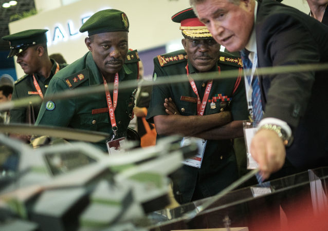 LAAD 2017 Defence and Security expo