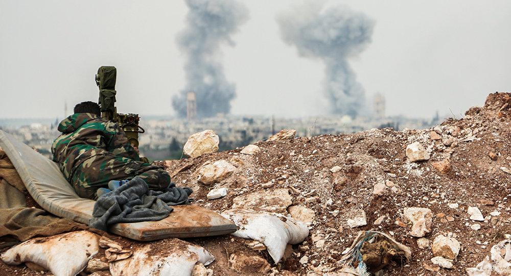 叙利亚冲突接近尾声 该国已无受围困地区