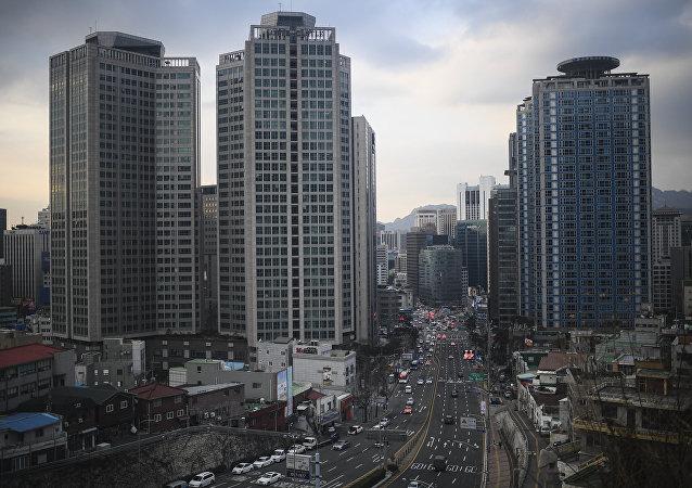 韩国,首尔