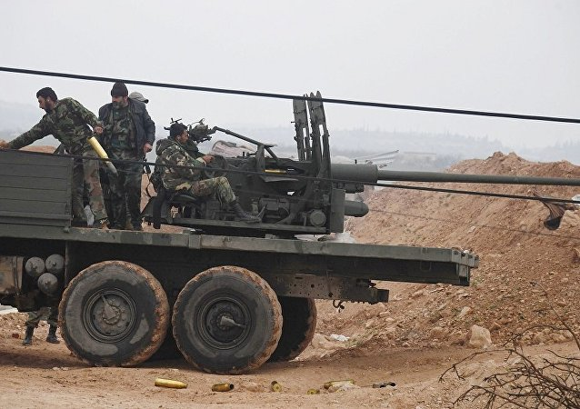 叙利亚政治军队