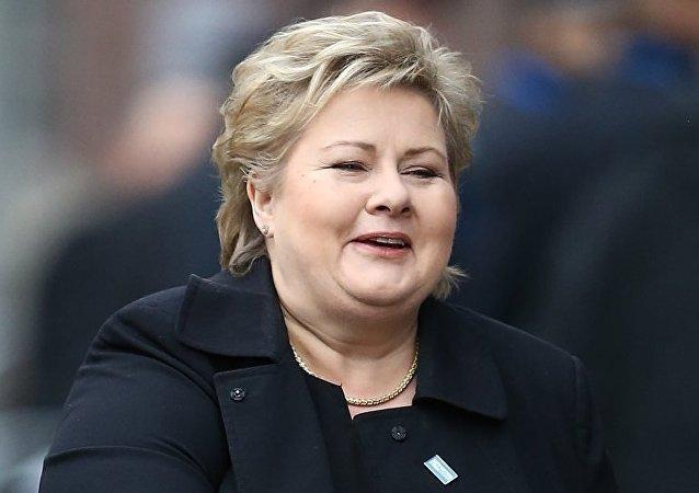 挪威首相埃爾娜·索爾伯格