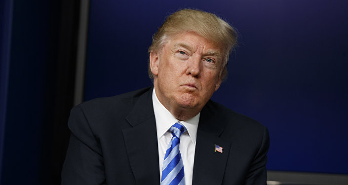 特朗普谈朝鲜导弹发射:美国能应付该局面