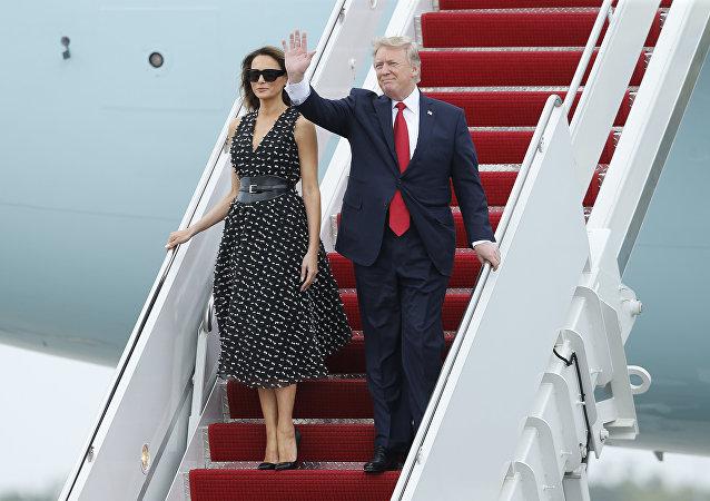 特朗普將在2017年訪問中國