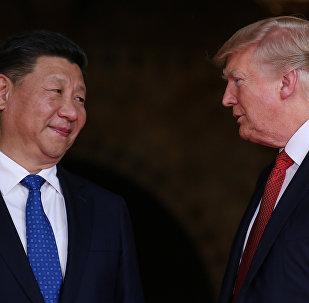 外媒:特朗普領導的美國正把全球領袖的角色讓給中國