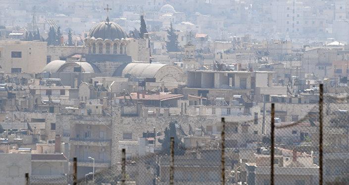 叙利亚哈马市