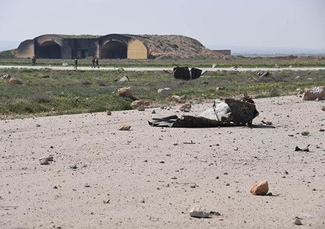 敘利亞軍事基地