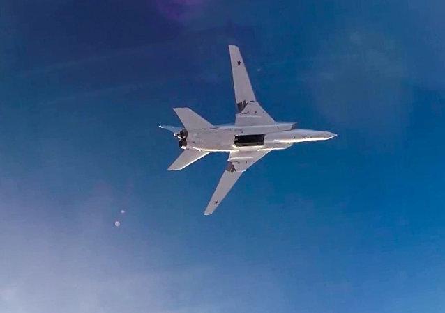 俄国防部机关报:俄空天军一周内在叙战斗出动约420架次