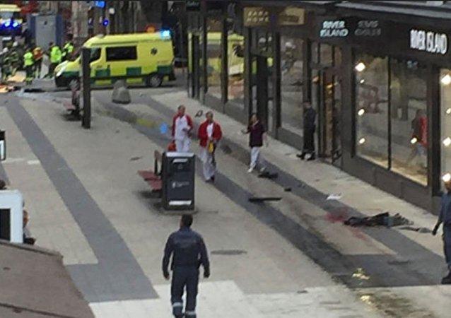 中國駐瑞典大使館:斯德哥爾摩恐怖襲擊受害者中無中國公民
