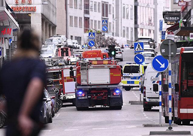 斯德哥爾摩恐怖襲擊後被捕的嫌疑人來自烏茲別克斯坦
