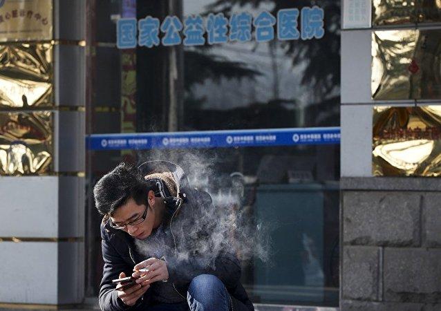 媒体:亚洲吸烟者占全球多数
