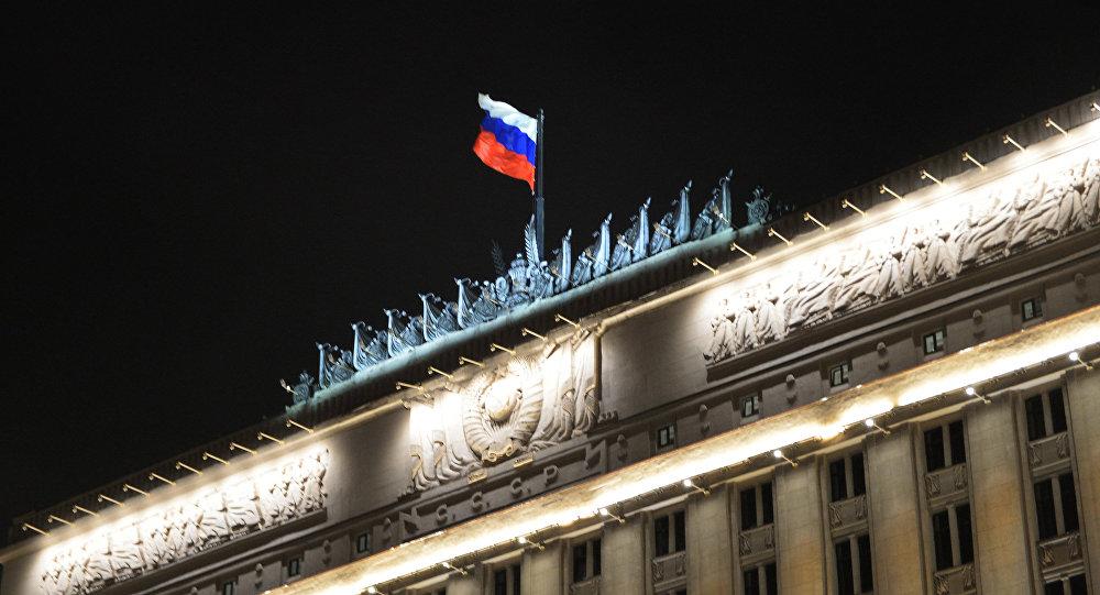 俄罗斯国防部称禁化武组织有关叙伊德利卜2月发生化武袭击的结论令人不解