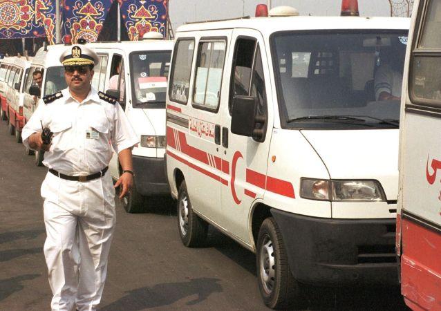 急救车,埃及