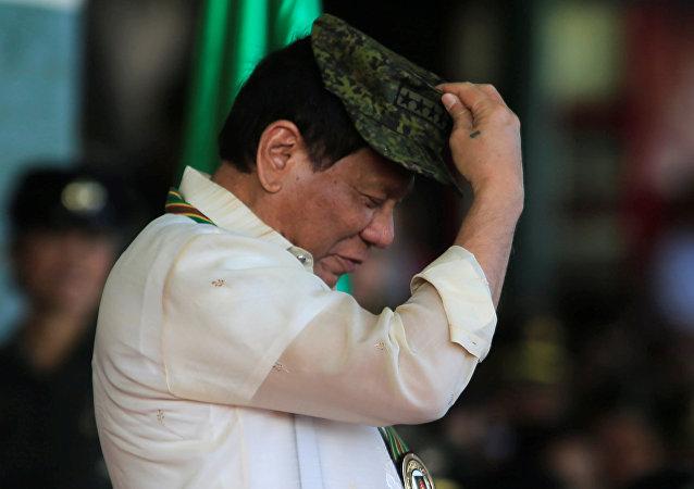 菲律宾希望继续采购俄罗斯武器