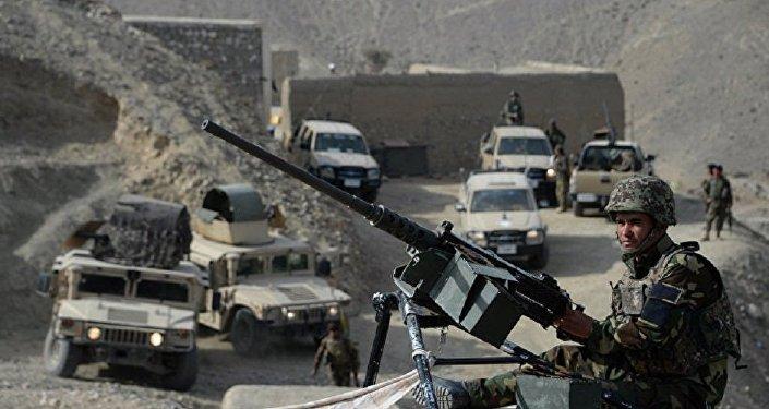 阿国防部:阿富汗军队冬季将继续全力打击恐怖分子