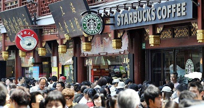 星巴克拟在2022年前将中国大陆门店增至6000家