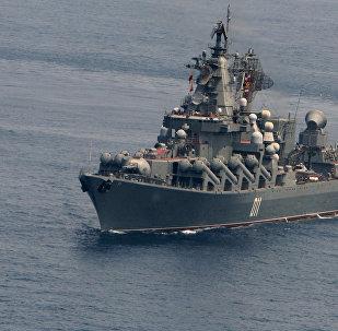 「瓦良格」號近衛導彈巡洋艦