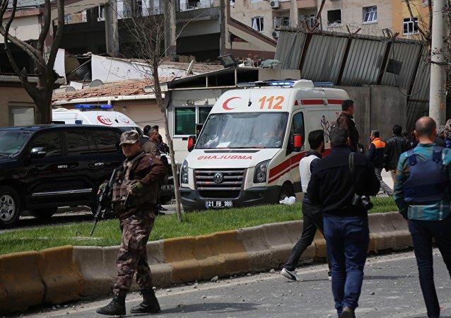 土耳其,急救车(资料图片)
