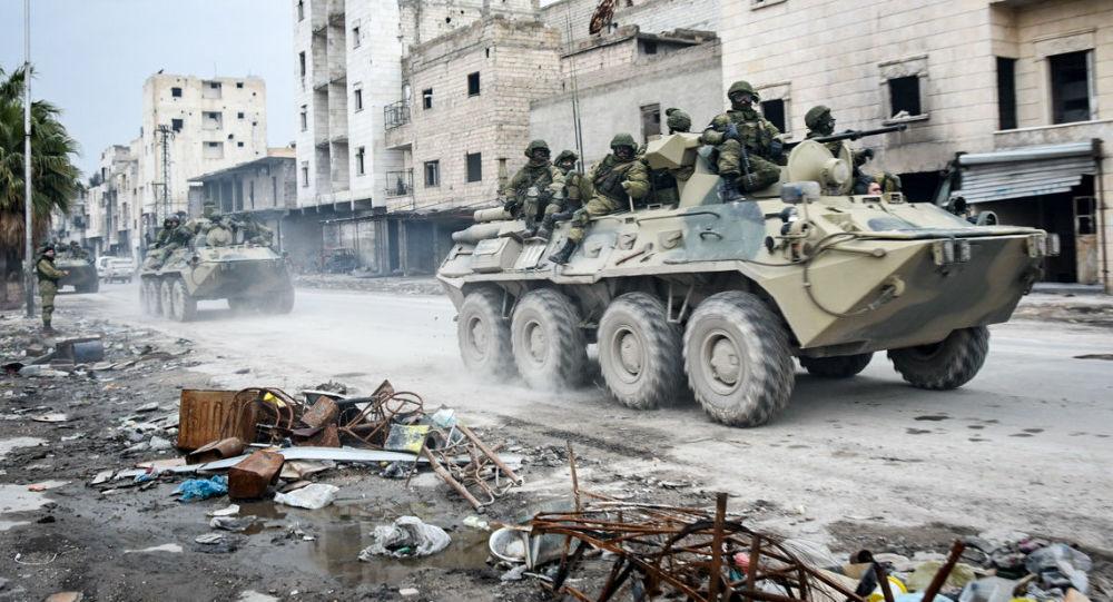 俄军在叙阵亡的军人家属已抵达大马士革 将与叙总统见面