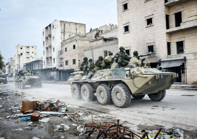 俄駐敘調解中心:敘軍事巡邏隊在坦夫地區消滅5名恐怖分子