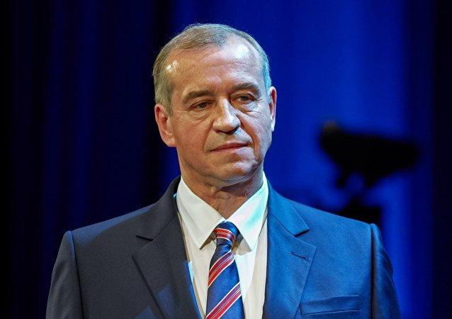 俄罗斯伊尔库茨克州州长谢尔盖∙列夫琴科