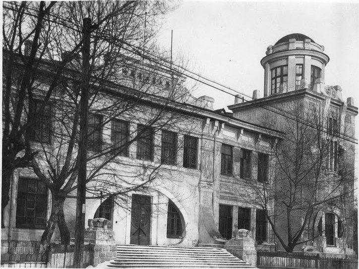 哈尔滨中俄工业学校