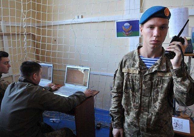 國防部:烏克蘭軍人使用酒精量變少
