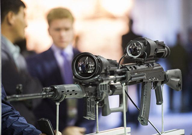 俄军事技术合作局局长表示菲律宾对俄方军事装备和武器感兴趣