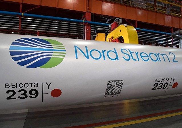 俄能源部长在美商讨北溪-2项目