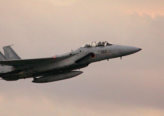 日本战机,F-15