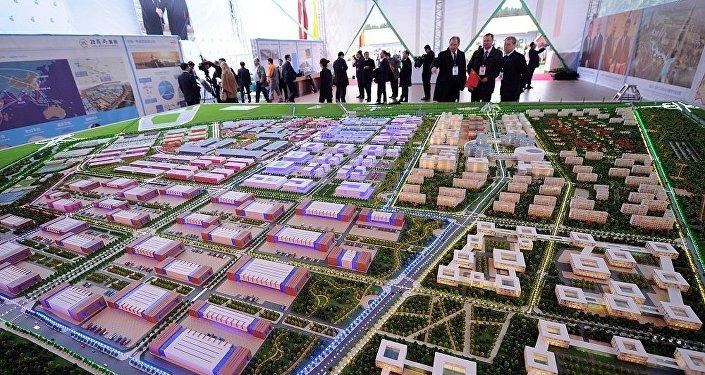 Great Stone中国-白俄罗斯工业园