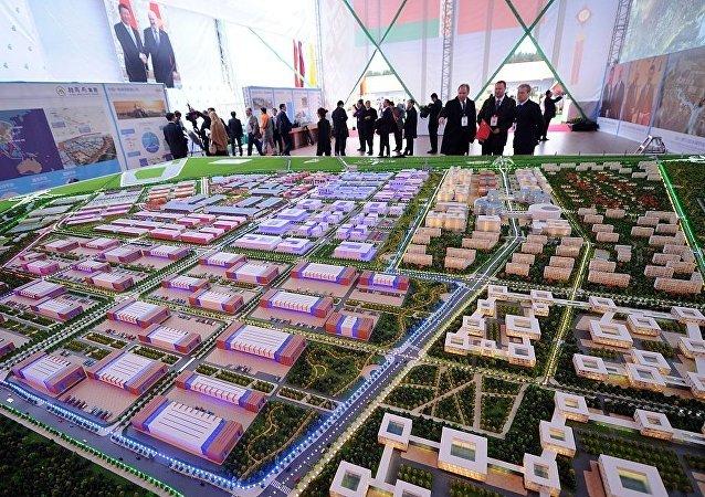 Great Stone中國-白俄羅斯工業園