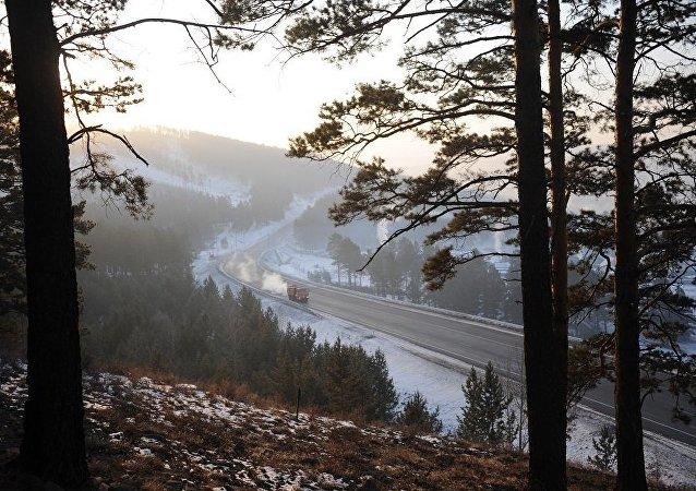 俄远东2020年前将建设和改造800多公里道路