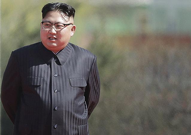 朝鮮訪俄代表團中包括負責金正恩安全的官員