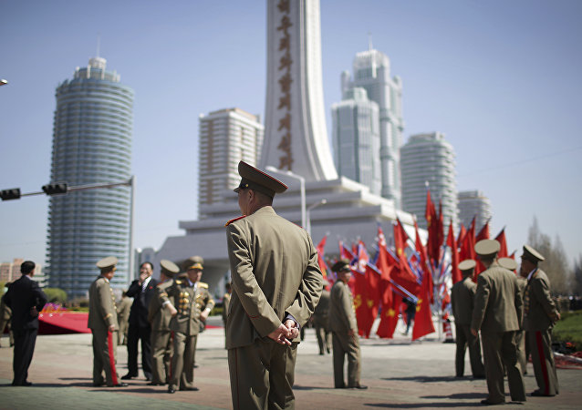 俄常驻北约代表:决不能容许出现武力解决朝鲜问题的情况