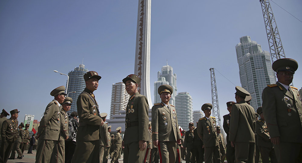 俄駐日大使:朝鮮裁軍應與有關確保地區和平措施的對話同時進行