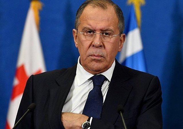 俄外交部:俄外长计划出席北京的金砖国家外长会晤
