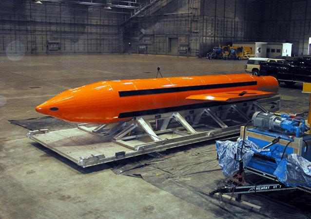 稱為炸彈之母的GBU-43