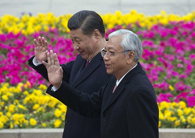 中国与缅甸顺利把政治互信转化为商业合同