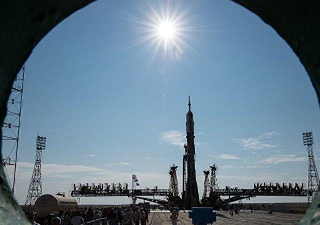普京:俄将继续扩大与哈萨克斯坦在航天领域合作