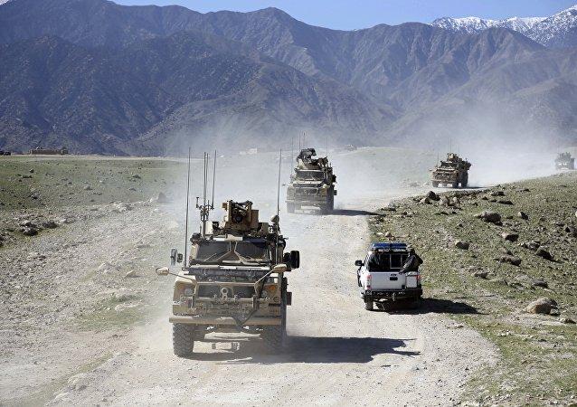 美国务院:美国并未商定在阿富汗减少驻军的期限
