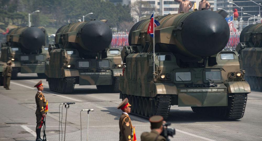 朝鮮可能擁有10至20枚核彈頭及可製造60枚彈頭的核材料
