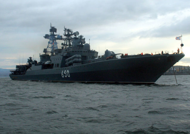 俄北方艦隊開發新型無線電作戰系統