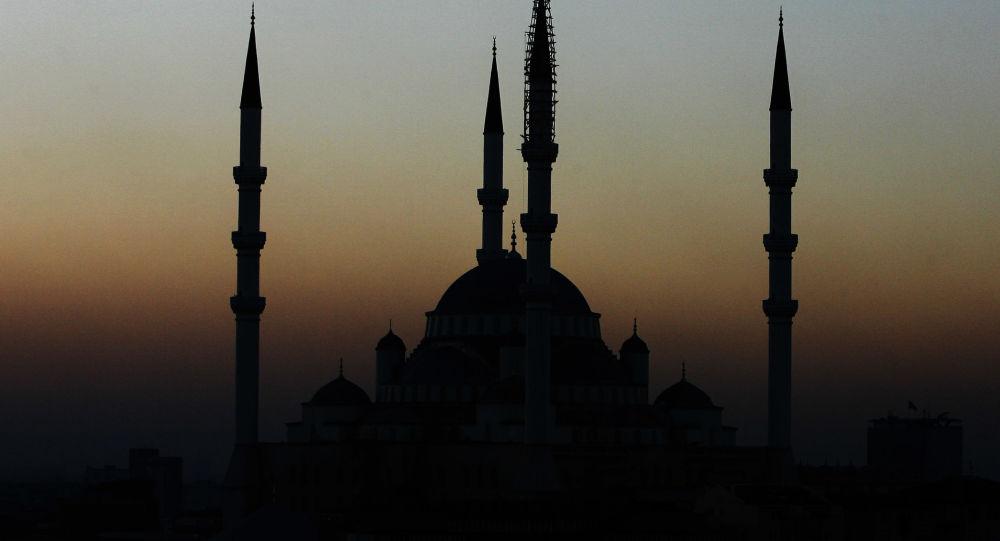 土耳其开始宪法公投