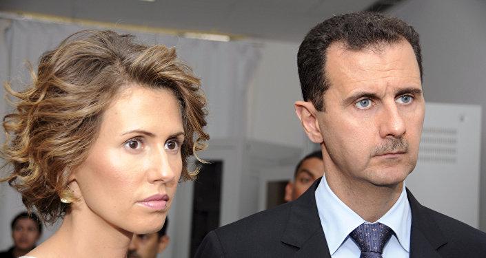 敘利亞第一夫人被查出癌症