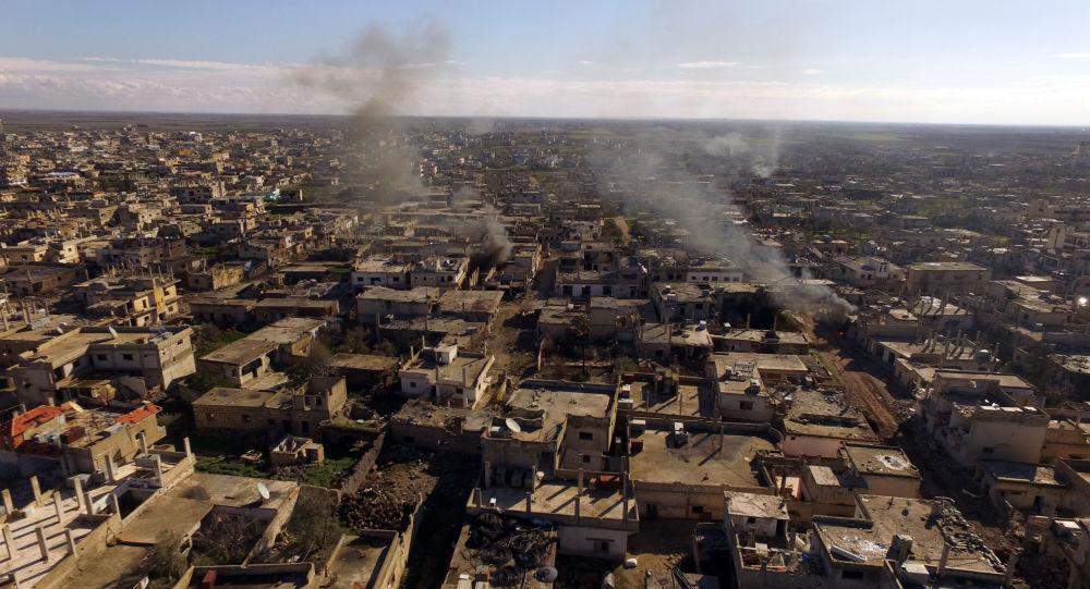 叙政府代表团:德拉省已完全解放
