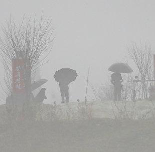金正恩指示开发朝中边境城市新义州