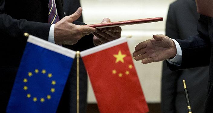 中欧联手抵制美国保护主义
