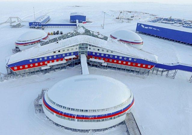 俄罗斯将继续采取措施对抗美在北极强化存在