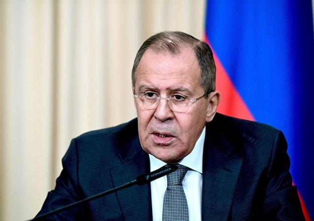 俄外长:计划在叙全境推广建立冲突降级区的实践经验